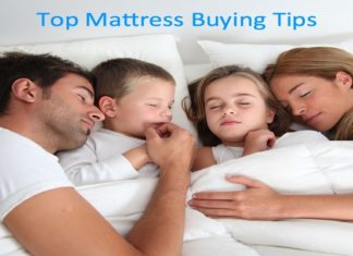 buying a mattress