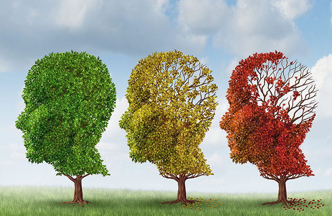 Does smoking causes alzheimer's disease