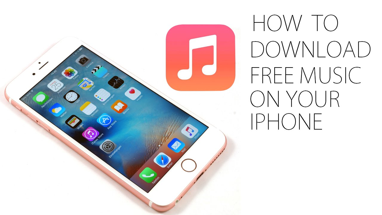 free music for iphone how to get free on iphone 14158