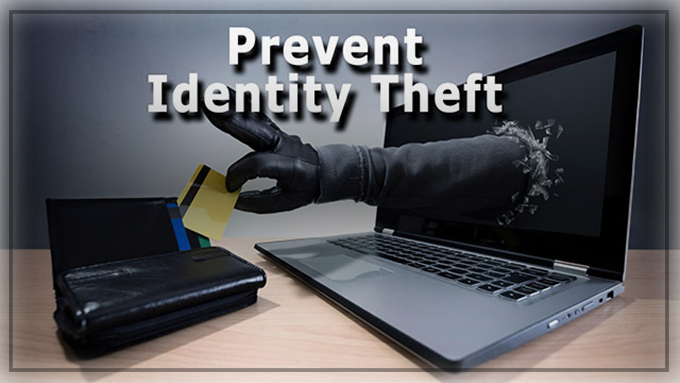 how to prevent ID theft