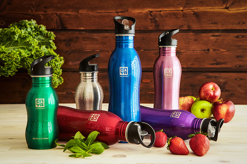 Different Types of Water Bottles