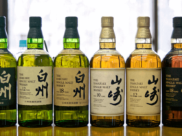 Japanese Whiskey