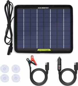 ECO WORTHY Solar Panel Backup Charger