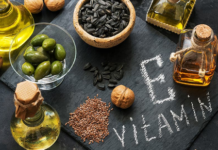 Vitamin E for Face